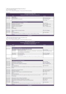 Program at 23rd October_p1